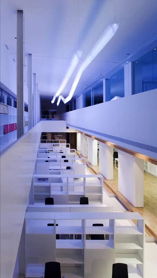 Proyectos de oficina en Sevilla: Interiorismo y arquitectura de edificios