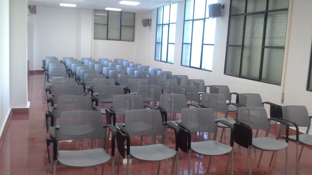 Proyectos de oficina en Sevilla: Decoración sala de reuniones