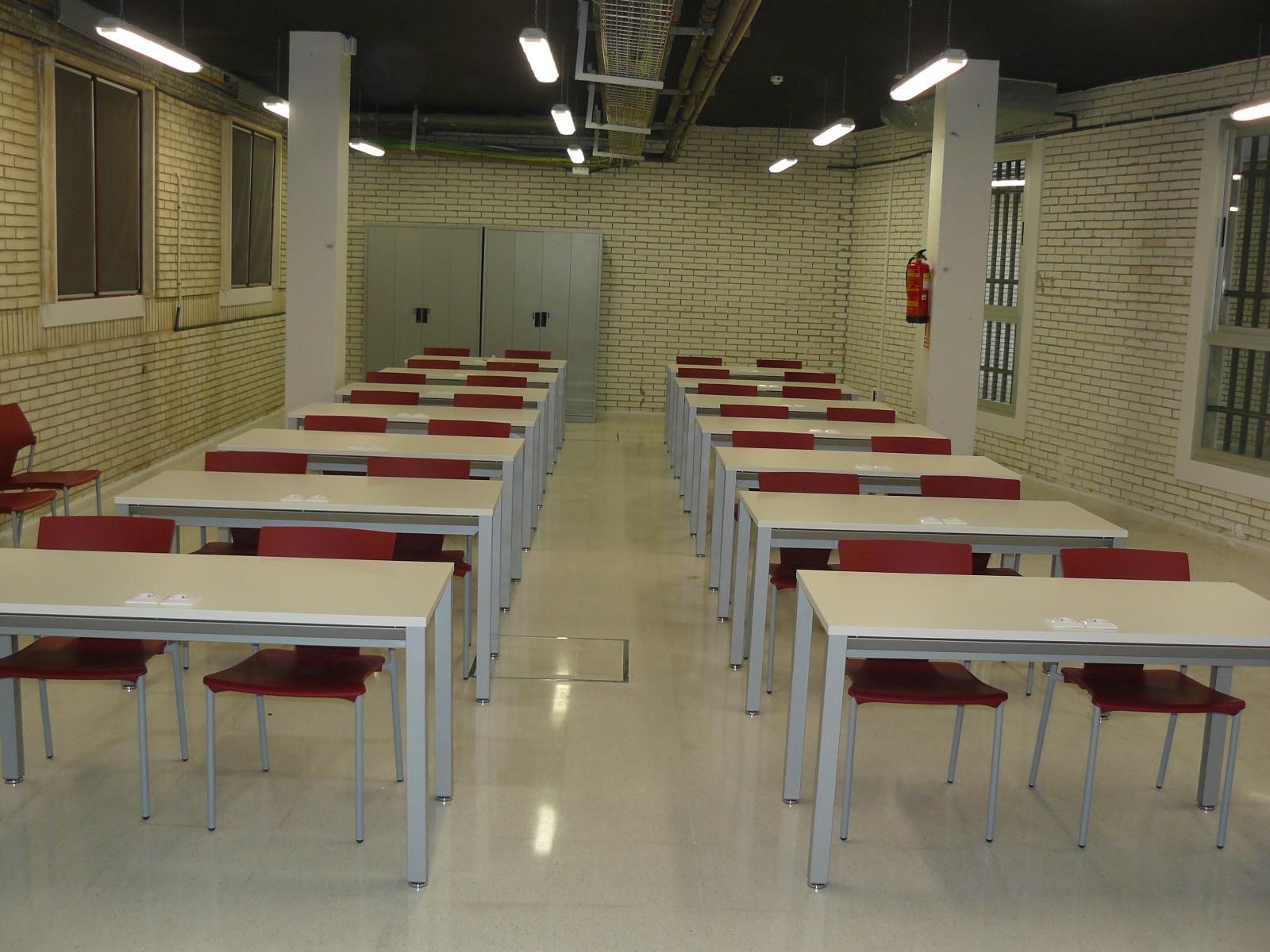 Proyectos de oficina en Sevilla: Mobiliario de interior