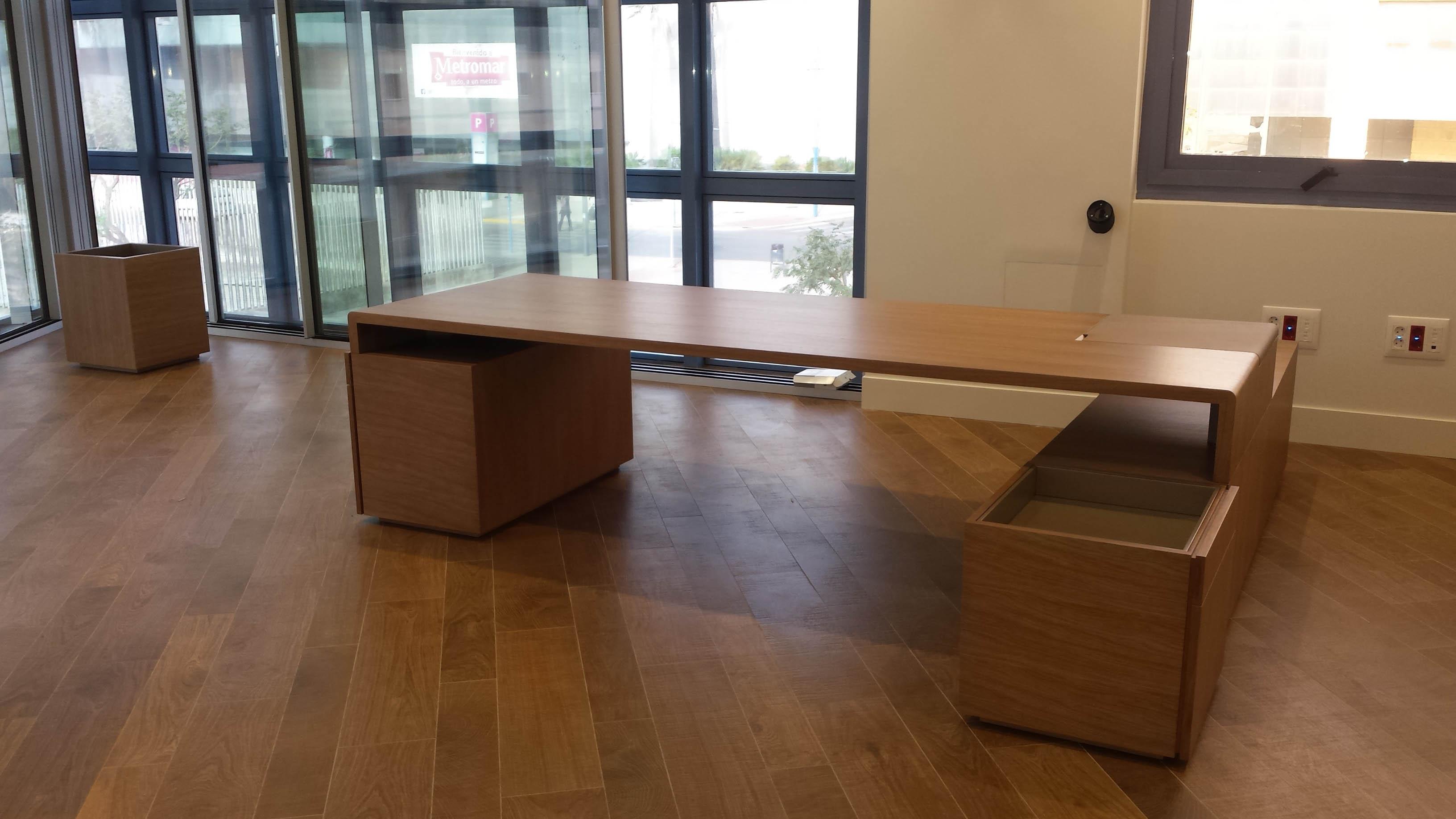 portfolio proyectos de oficinas Sevilla: Mobiliario de oficina para diseño de interiores