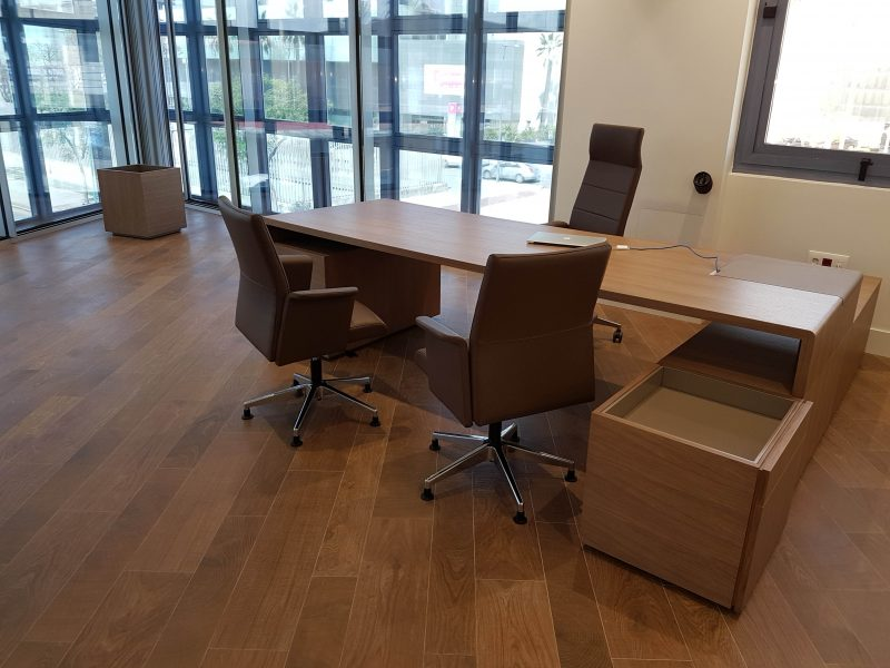 Proyectos de oficina en Sevilla: Decorado interior de despacho