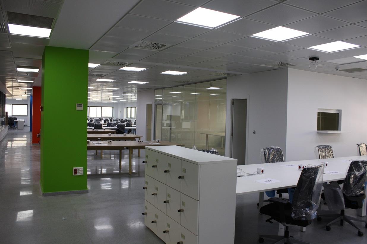Proyectos de oficina en Sevilla: Diseño y decoración de zonas de trabajo