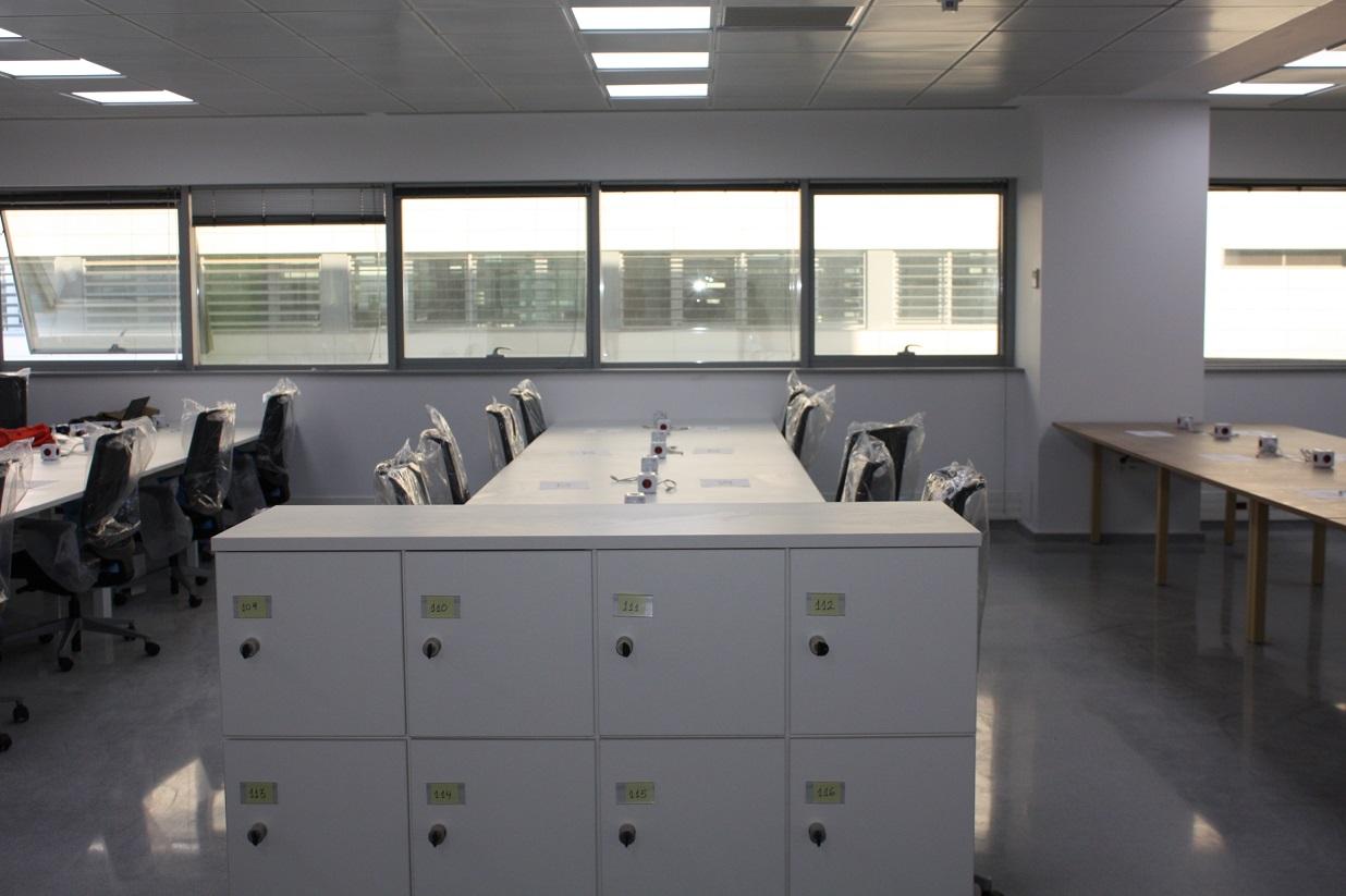 Proyectos de oficina en Sevilla: Diseño de espacios de trabajo y grupos