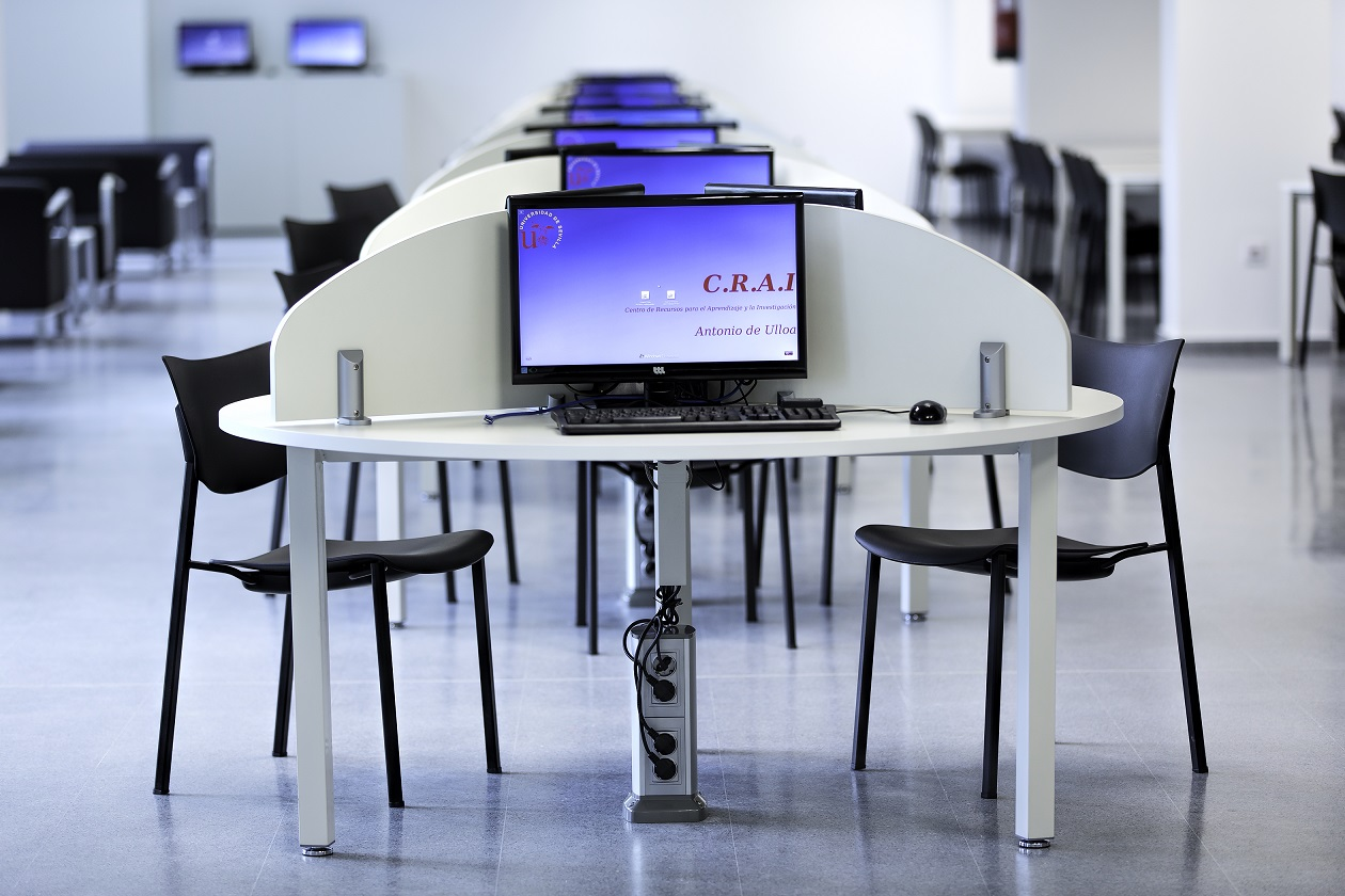 Proyectos de oficina en Sevilla: Trabajo de arquitectura y decoración para la Universidad de Sevilla