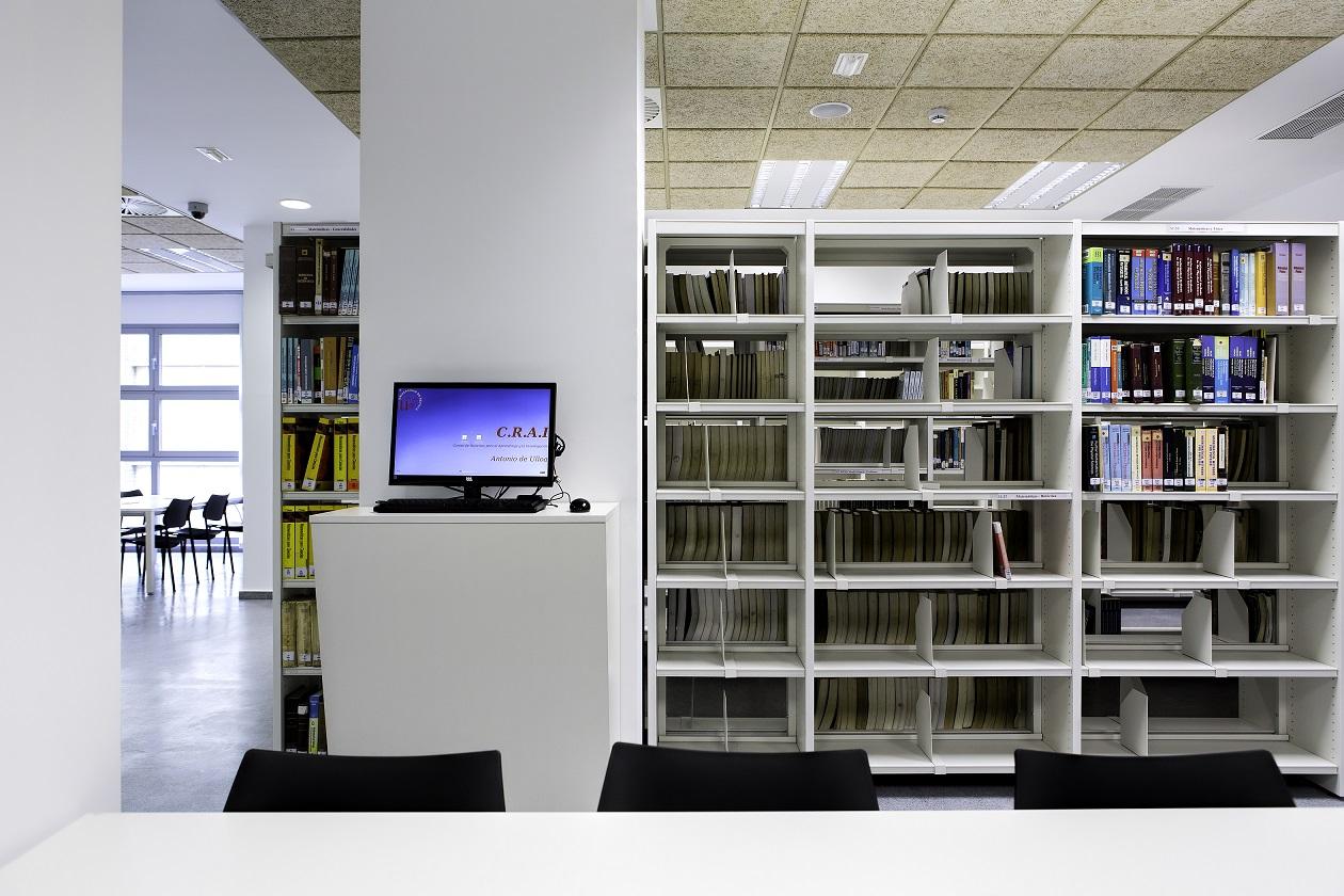 Proyectos de oficina en Sevilla: Provisión de medios y equipos para bibliotecas