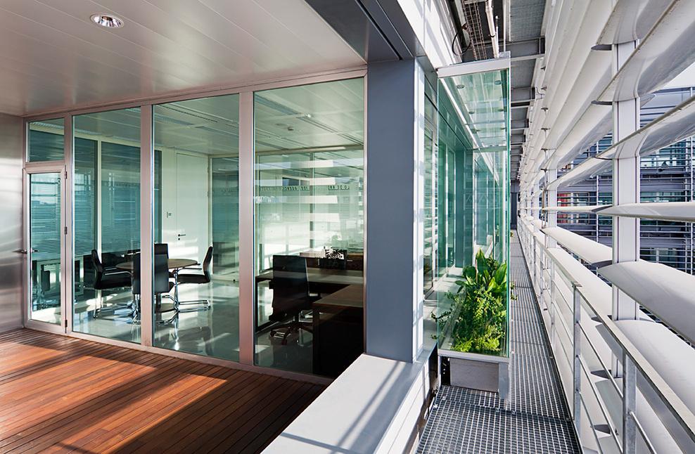mobiliario de oficinas en Sevilla