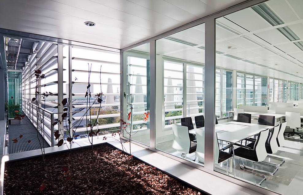 Proyectos de oficina en Sevilla: Decoración Integral de edificios