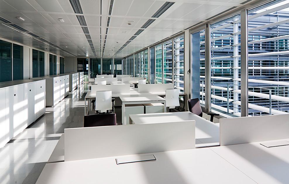 Proyectos de oficina en Sevilla: Decoración integral de oficinas