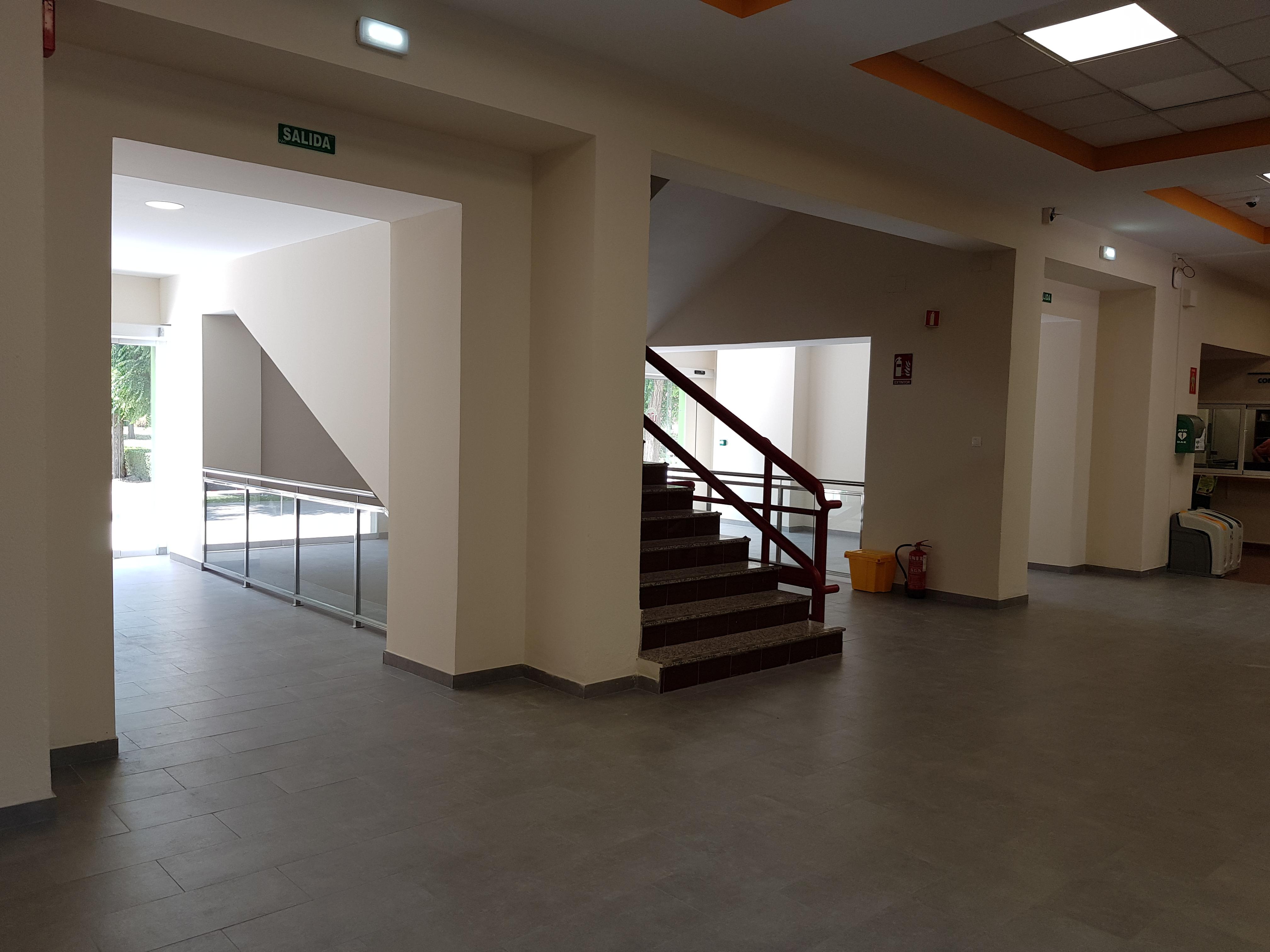 proyectos de oficinas sevilla: proyecto arquitectura sevilla universidad