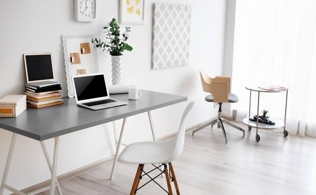 ¿Cómo diseñar una oficina pequeña?